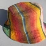 Girasol wrap hat