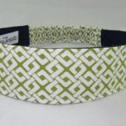 Olive Trellis Headband