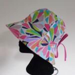 Geofabulous hat side view