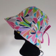 Geofabulous hat side view