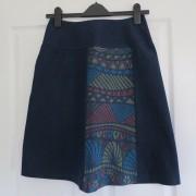 Sambia panel skirt